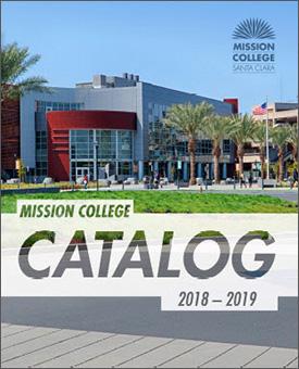 2018-2019 Catalog cover