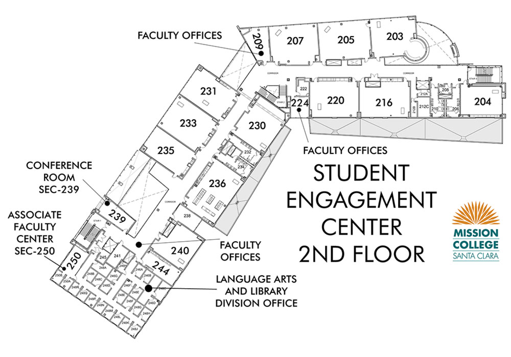 Student Engagement Center 2nd Floor
