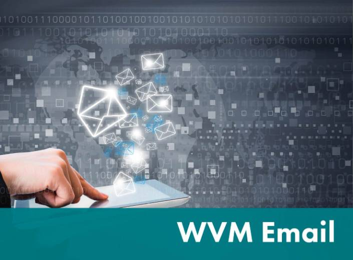 WVM email button