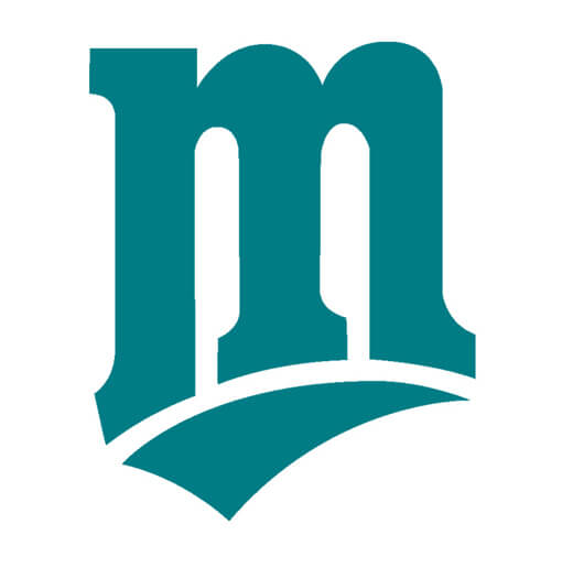 athletics M logo