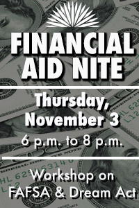 Finanacial Aid Night
