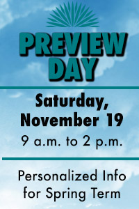 Preview Day is November 19
